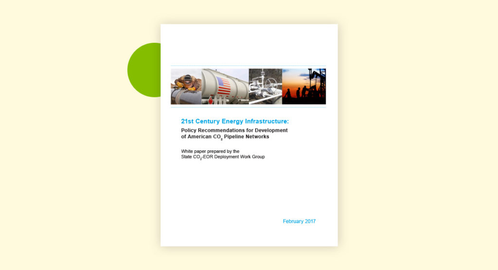 21st Century Energy Infrastructure Cover