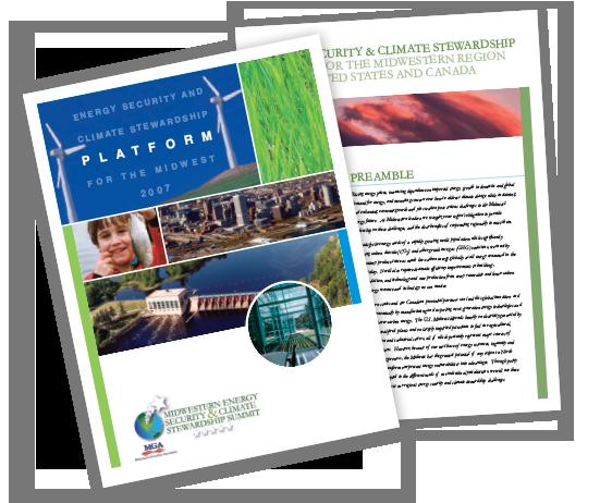 MGA Energy Platform Cover