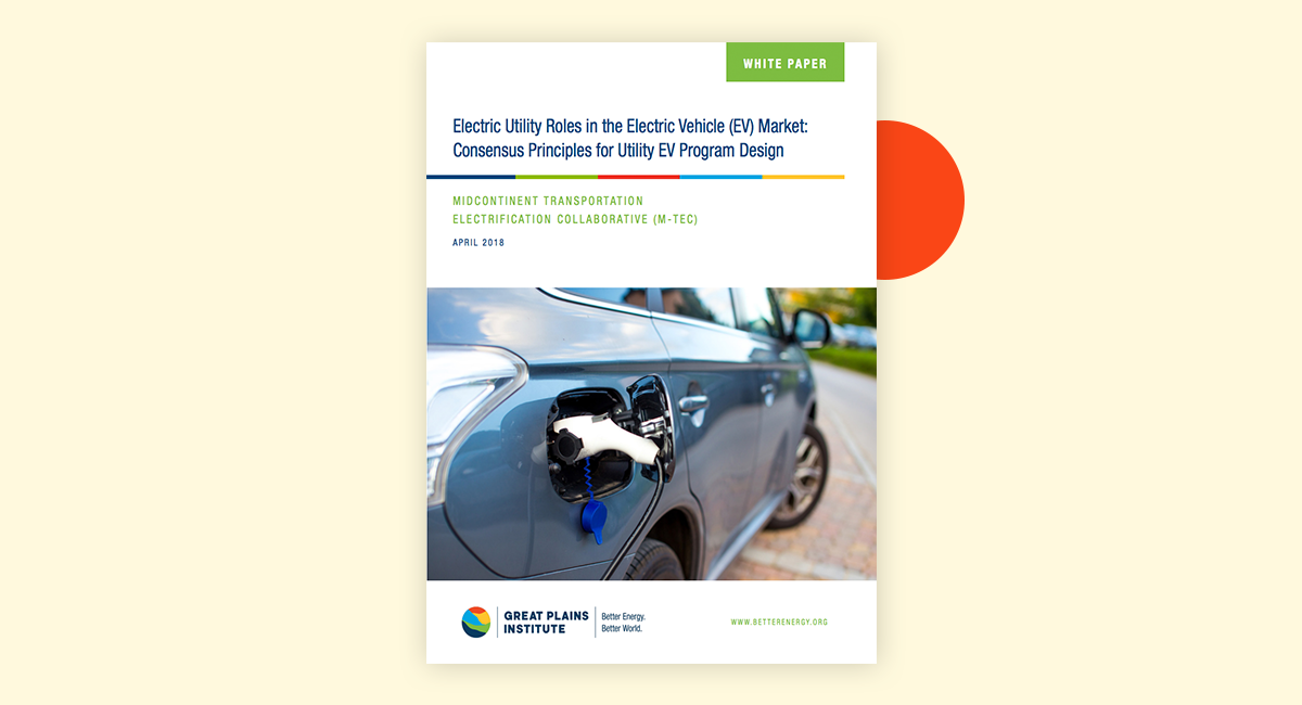 New White Paper: Electric Vehicles Have Potential to Transform the ...
