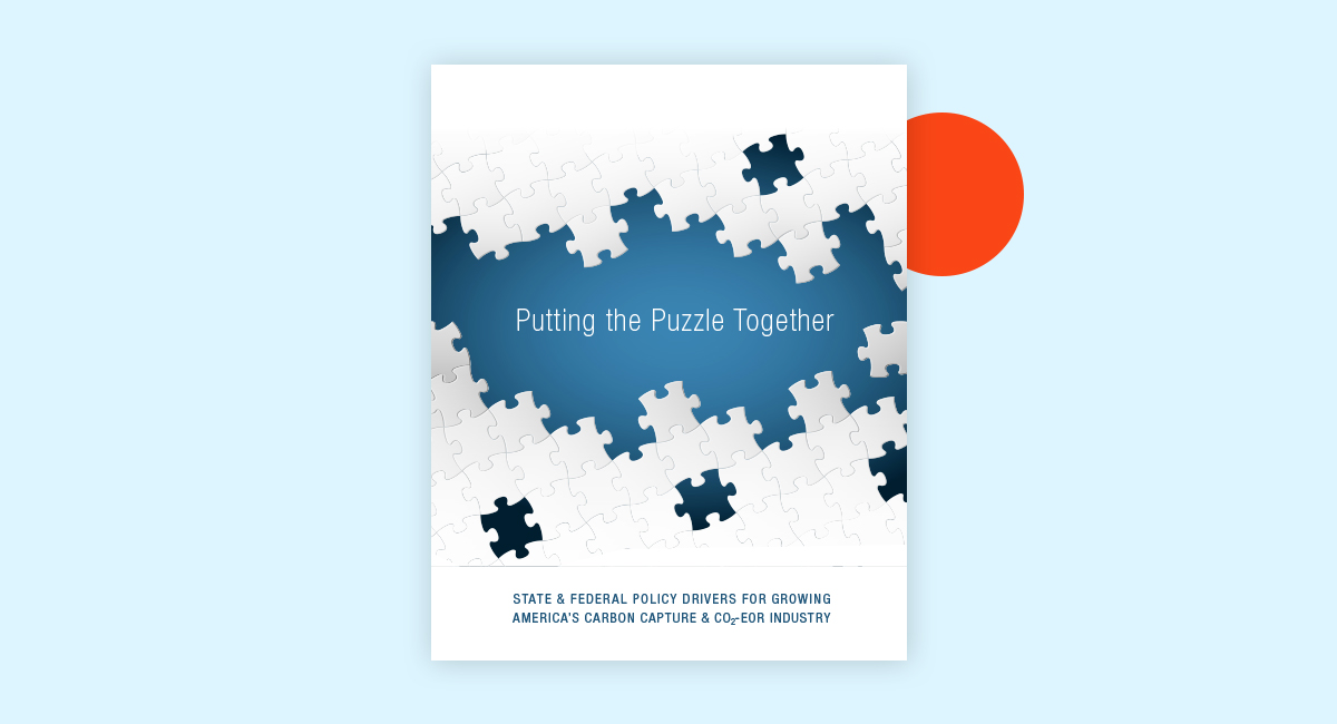 Putting the Puzzles Together Cover
