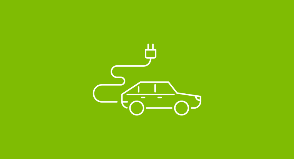 EV Vehicle Graphic