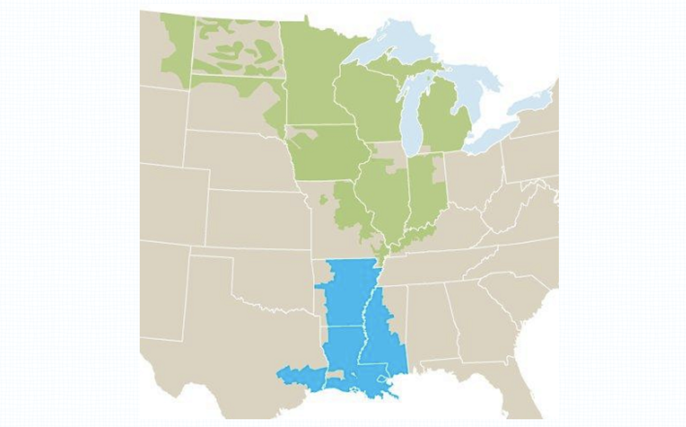 GPI Blog MISO Region Map