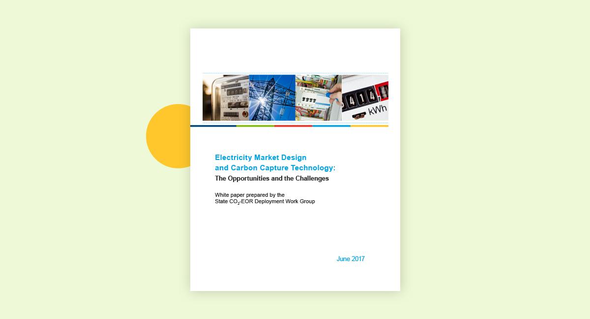 Electricity Market Design Cover