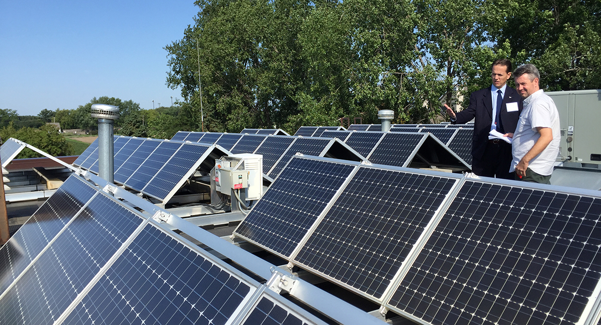 Report Doents First Ever Collaborative Procurement Of Solar Garden Subscriptions By Group Local Governments