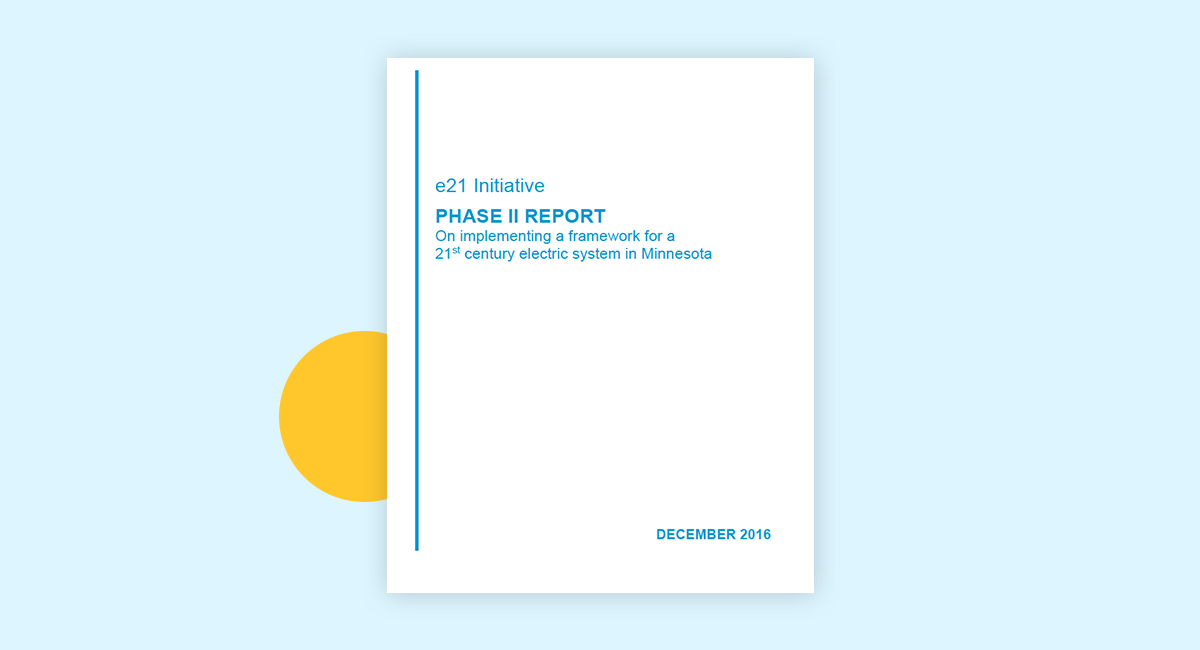 e21 phase ii report great plains institute