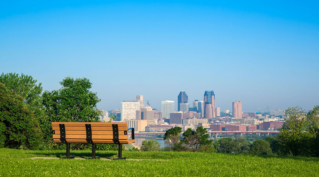 Saint Paul Climate Action and Resilience Plan post photo of Saint Paul skyline