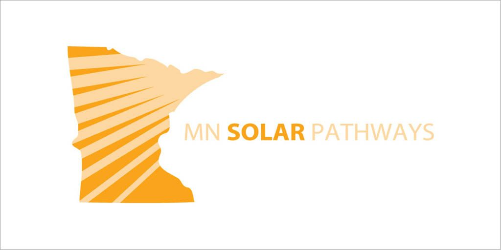 MN Solar Pathways Logo